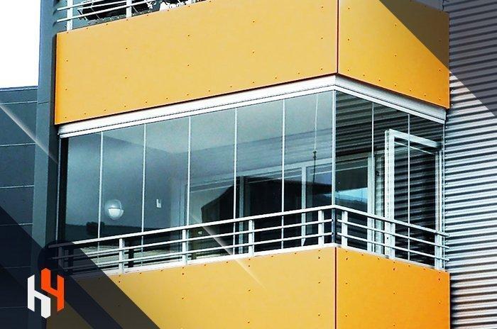 Cam Balkon ve Camlı Sürme Sistemleri